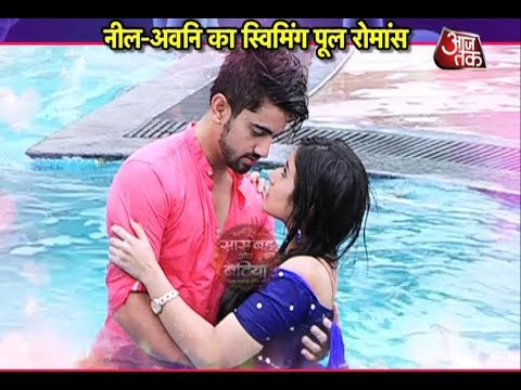 Naamkarann: Neil - Avni's romance in swimming pool