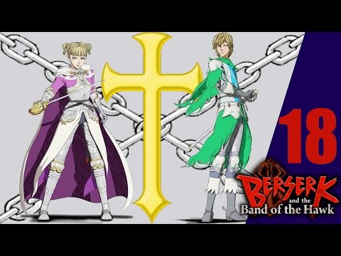Berserk and the Band of the Hawk #18: ENTER: THE HOLY IRON CHAIN KNIGHTS! | w/Slicey McBreadmaker