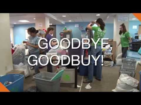 RIT Goodbye, Goodbuy! Sustainability Program in :30
