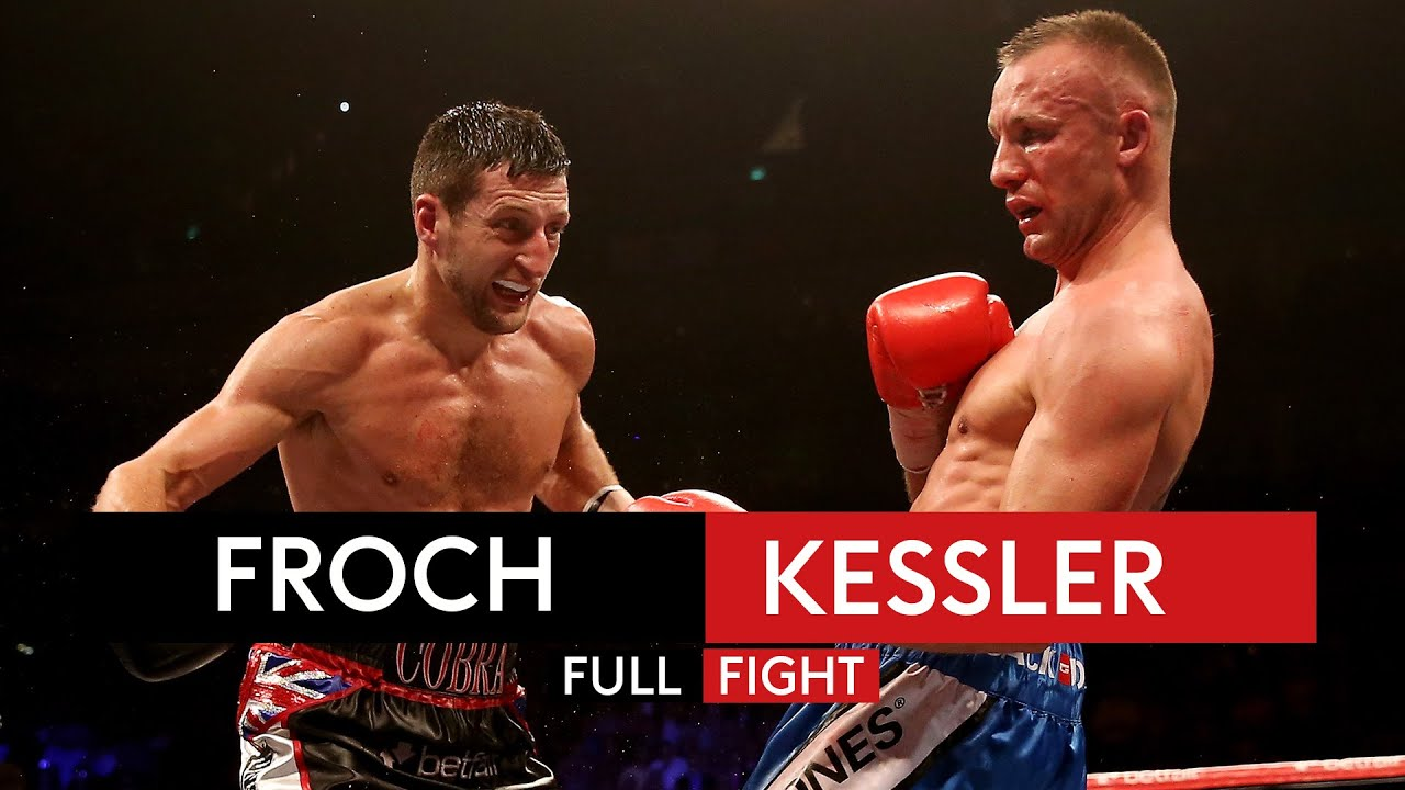 FIGHT REWIND! Carl Froch vs Mikkel Kessler II