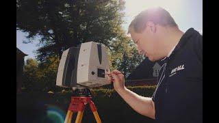 BIM4ALL B. V.   3D-Laserscanning - اللغة الإنجليزية