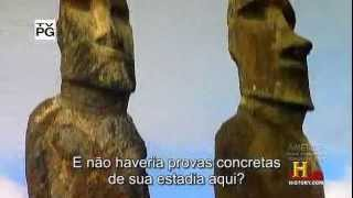 Ancient Aliens - History - Legendado - Linhas de Nazca - Peru