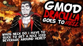 DRACULA GOES TO HELL