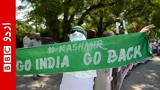 Pro India parties under attack in Kashmir.