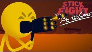 ПОЛ ЭТО ЛАВА - Stick Fight the Game (прохождение на русском) #4