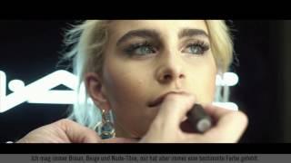 #MACxCaroDaur - der Look zum Lipstick