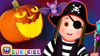Halloween Surprise Eggs | Halloween Trick or Treat Costumes | Spooky Halloween Surprise | ChuChu TV thumbnail