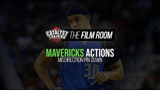 Misdirection Pin Down || Mavericks Actions