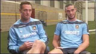 Face the Fan: Kevin Nolan & Andy Carroll