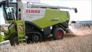 Den zemědělce 2011 - Kombajny