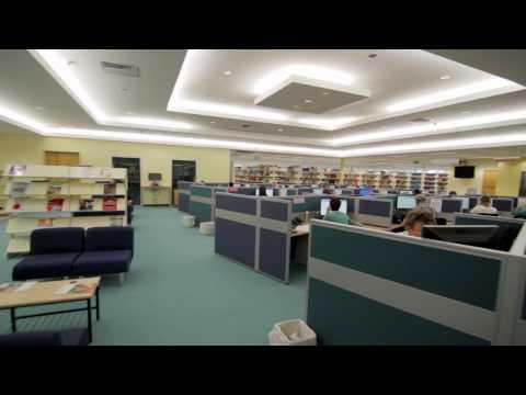 JCU Cairns Video Tour - Library