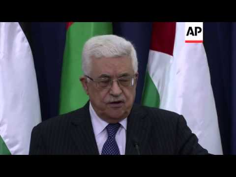 New Palestinian PM hopes for joint Fatah-Hamas government with Abbas at the helm