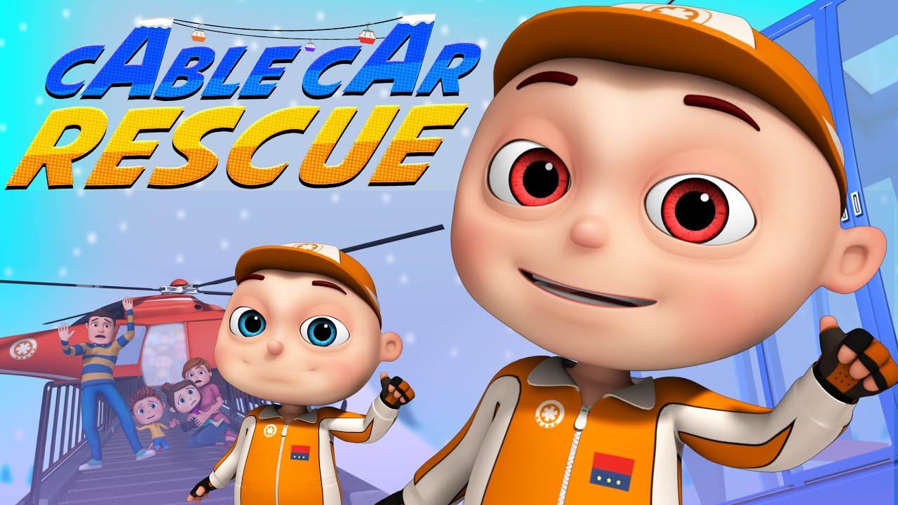 Zool Babies Series | Cable Car Episode | बच्चों के लिए मजेदार कहानियाँ |Hindi Cartoon Shows For Kids
