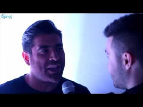 Wael Kfoury Interview - Bitajarod / مقابلة مع وائل كفوري - بتجرد
