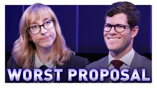 What Is the Worst Marriage Proposal?