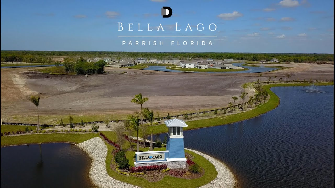 Bella Lago New Homes | Parrish FL | David Barr Realtor
