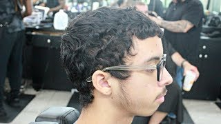 CRAZY TRANSFORMATION HAIRCUT!  MUST SEE!!