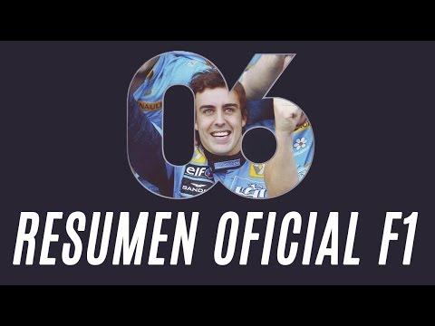 F1 2006 - Resumen Oficial Español