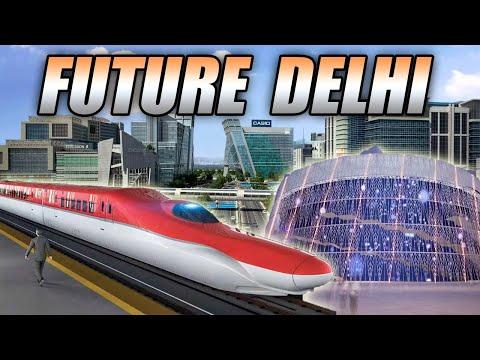 Biggest Future Megaprojects in DELHI ||दिल्ली में सबसे बड़ा भविष्य मेगाप्रोजेक्ट्स