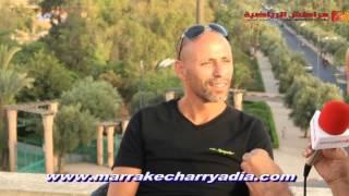 الشاوش محمد لاعب الكوكب المراكشي والمنتخب المغربي سابقا ضيف مراكش الرياضية
