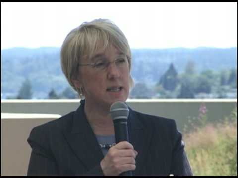 Healthcare panel discussion featuring Sen. Patty Murray D-Wash.