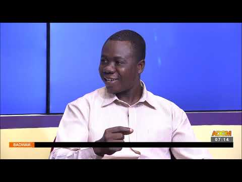 BetPawa Ghana Lucky winner receives Toyota RaV4 - Afisem on Adom TV (20-9-21)