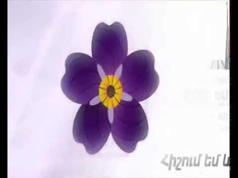 Simbolo Genocidio Armenio Flor No Me Olvides Su Significado Youtube