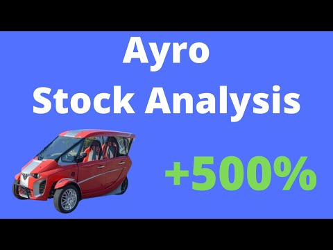 Ayro Stock Analysis! AYRO Price Prediction for Best Microcap EV Stock