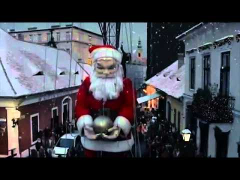 Coca Cola Christmas Commercial -  Grayson Sanders ft. Jono ft. Lauriana Mae - Something in the Air
