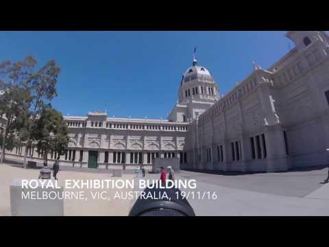 Melbourne's Royal Exhibition Building