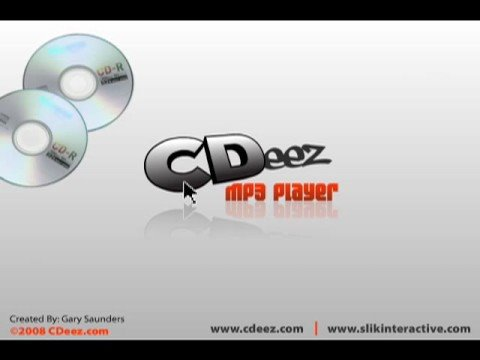 MySpace Music Player | CDeez Mp3 Player - Tutorial 1