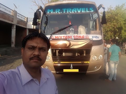 Travelling from Indore to Jodhpur by BUS