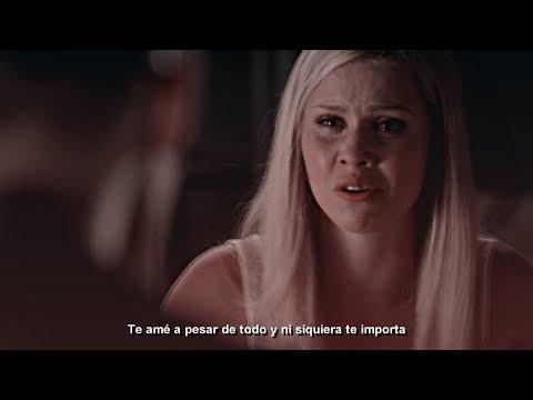 I loved you through everything and you don't even care - Subtitulado al Español