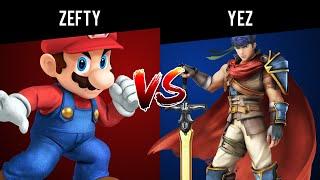 Farewell [Singles] - Zefty (Mario) vs. Yez (Ike) - Losers Quarters