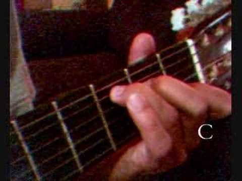 Matchbox 20 - Push - Guitar Chords - YouTube