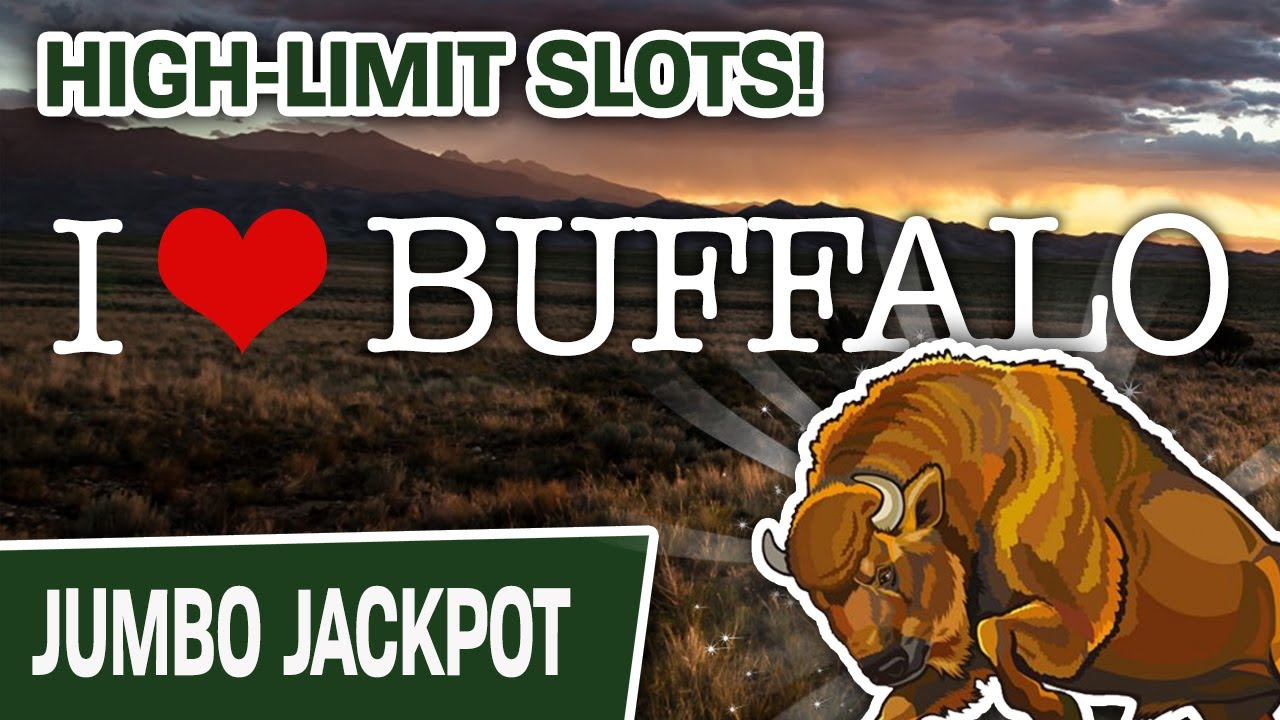 I Love Buffalo Deluxe Handpays How About You Slotarazzi Winning Stories