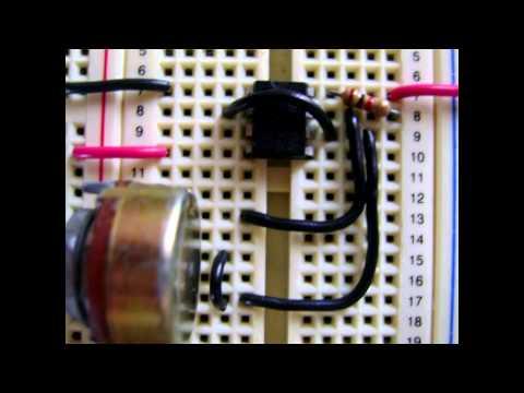 Secuenciador de LEDS con 4017 y 555 CBTIS #54