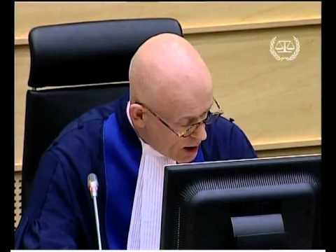 ICC first verdict: The Prosecutor v. Thomas Lubanga Dyilo