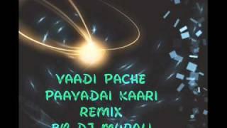Vaadi Pache Paavadai Kaari(Remix By Dj Murali)