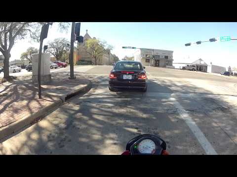 Ride Along: Texas A&M College Station (March 2013)