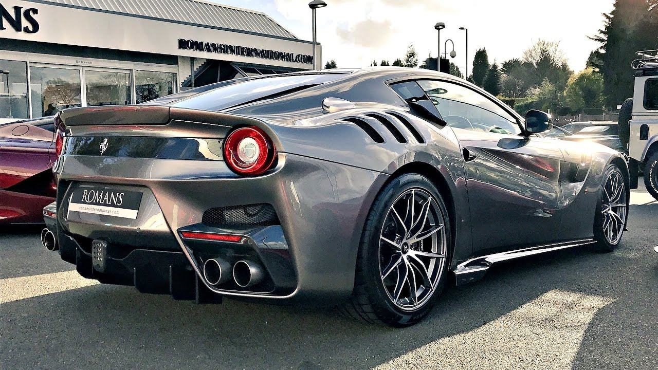 Ferrari F12 Interior >> Ferrari F12 TDF for sale at Romans International - YouTube