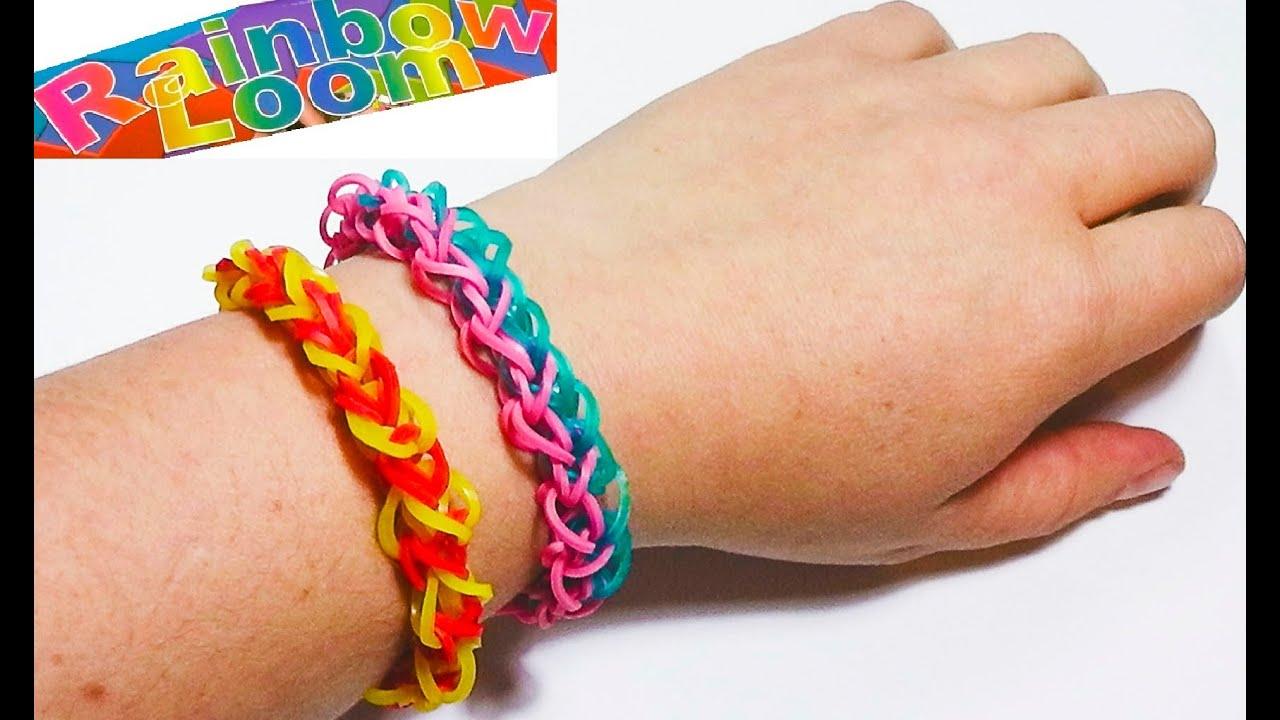 be51404ae3db How To Make the Rainbow Loom Diamond Bracelet