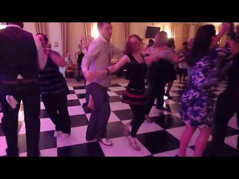 Salsa Dancing At Nottingham, UK.