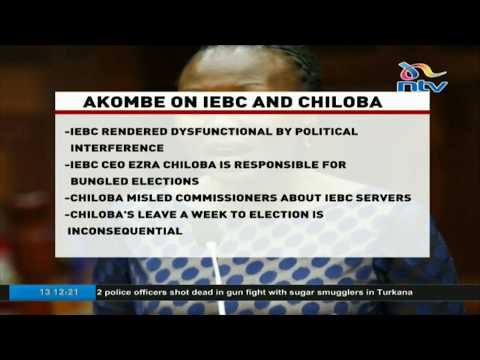 Roselyn Akombe says IEBC has been rendered dysfunctional by political interference