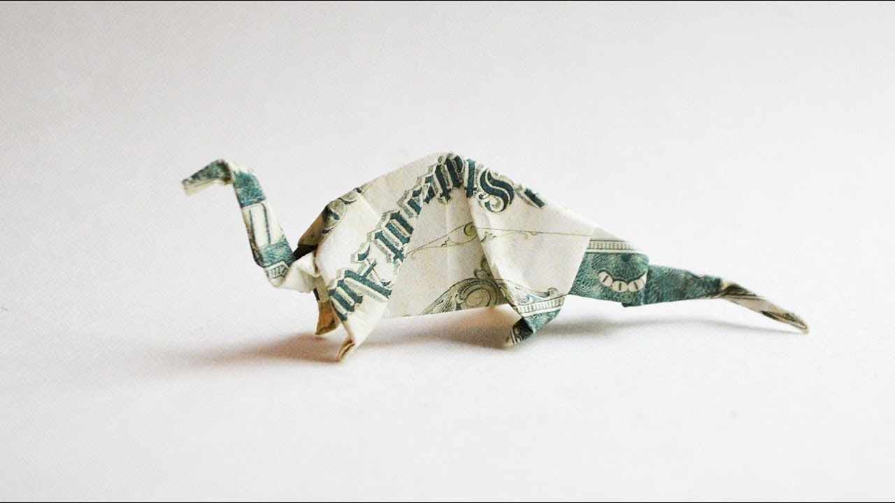 Origami Dinosaurs, a list of online, origami-dinosaur diagrams ... | 720x1280