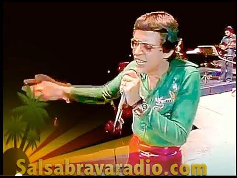 Hector Lavoe -  Mi Gente Live in Africa  - SALSABRAVARADIO COM