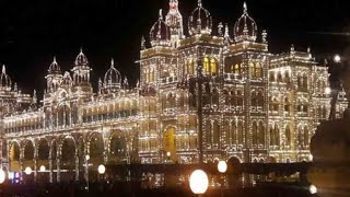 Mysore -- The Palace City of India / Karnataka