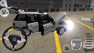 Land Rover Driving Simulator (ANDROID) Gameplay