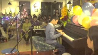 [Piano Fun] Học piano - guitar cho bé hà nội