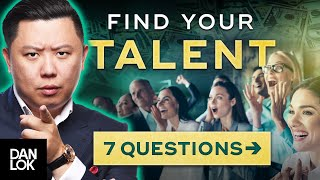 7 Questions That'll Help You Discover Your Unique Talent